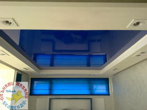 Как да поддържаме опънатия таван.