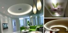 ефекти и текстури за опънати тавани